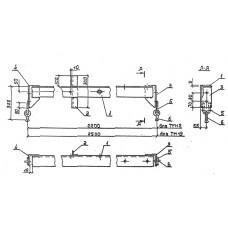 Траверса ТМ-12 (3.407.1-143.8.12)