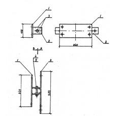 Кронштейн РА-2 (3.407.1-143.8.65)